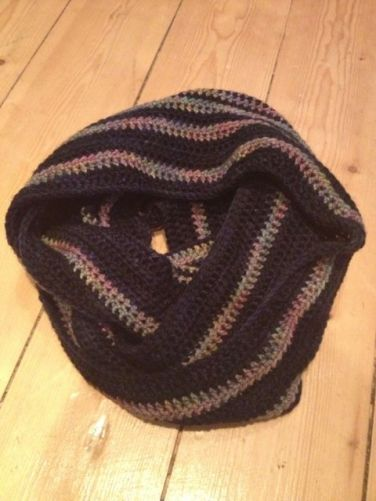 Malabrigo Yarn scarf